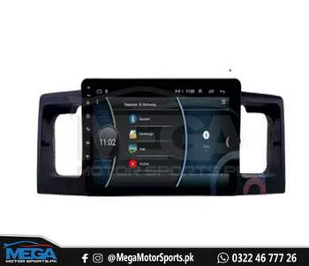 Toyota Corolla LCD Android Panel Model 2003 - 2008